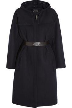 ISABEL MARANT Aeryn belted wool-blend coat // OH Izzie!!