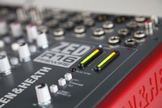 The Allen & Heath Zed R16 is an extremely innovative and accessible mid level mixing console/recording interface combo.