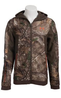 db11a7bad347f Under Armour® Men's Realtree™ Camouflage Ayton Hoodie 1238322946 Jacket  Men, Military Jacket,