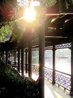 Lac Mochou, Nanjing