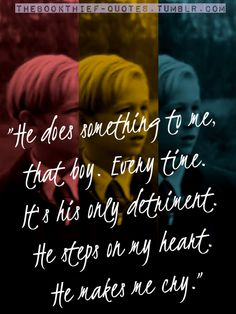 Quotes from The Book Thief by Markus Zusak