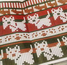Loom Knitting Patterns, Bead Loom Patterns, Knitting Charts, Knitting Socks, Knitting Stitches, Cross Stitch Patterns, Knitting Tutorials, Knitting Machine, Groomsmen
