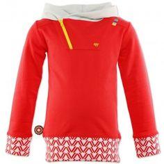 Hood Took Me Under, sweaters/vest (14W2081) | 4funkyflavours babykleding en kinderkleding shop