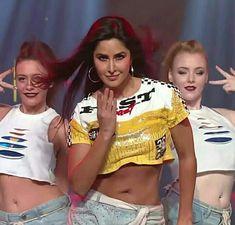 Super Pretty of Bollywood's Celebrities - Janda Gokil Looking Gorgeous, Beautiful, Katrina Kaif, Bollywood Celebrities, Diva, Crop Tops, Sexy, Lust, Pretty