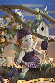 Ravelry: Sugar Plum Fairy pattern by Alan Dart