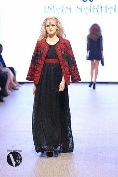 Iman Nakhala   Vancouver Fashion Week SS15   http://imannakhala.com   #vfw