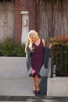 How to Style a Monochromatic Fall Ensemble with Jasmine Hoffman