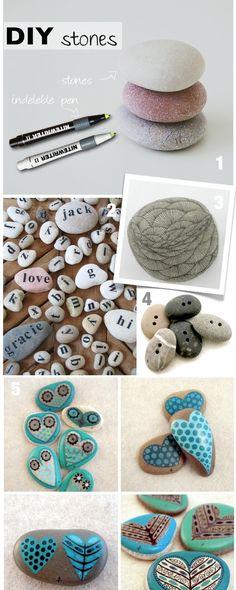 Collectibles: Decorative Stones