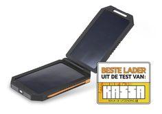 Xtorm Lava Am114 Outdoor Solar Charger en Powerbank - 6000mAh