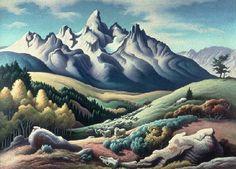 another Thomas Hart Benton painting