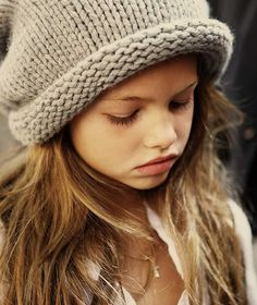 little gorgeous model. stay young and sweet <3