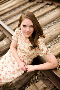 Senior pictures country