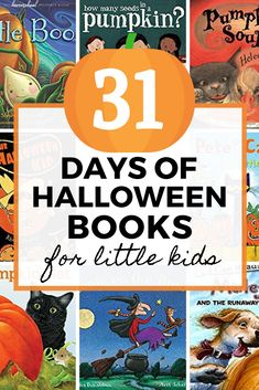 31 days of friendly Halloween books for little kids! Fun and NOT spooky picture books for preschool and kindergarten read alouds. Perfect for sensitive little ones! Halloween Books For Kids, Halloween Activities For Kids, Halloween Ideas, Homeschool Blogs, Homeschooling Resources, Curriculum, Preschool Age, Kindergarten Activities, Science Activities