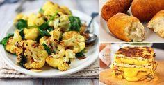 Aprende 3 recetas muy sencillas para reemplazar alimentos con harinas que tal vez consumes con mucha frecuencia.