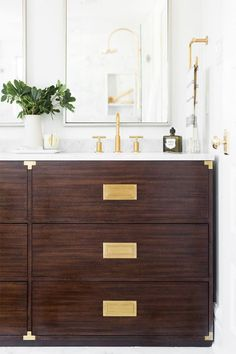 "Overwhelmingly, every single designer agreed on one major mistake: not having enough storage. ""You absolutely need as much storage as possible to ensure that your bathroom stays the most..."