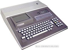 The Philips P2000 desktop series was the first Philips attempt to penetrate the home computer market. It was released in March 1980 in two version, the P2000M and the P2000T.