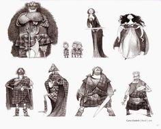 carter-coodrich-disney-pixar-sleepydays-dibujante-illustrador-brave-personajes