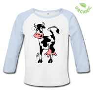 Cow on a T-Shirt @ #Spreadshirt Europe