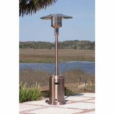 Fire Sense Commercial LPG Patio Heater