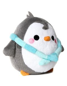 Penguin plush