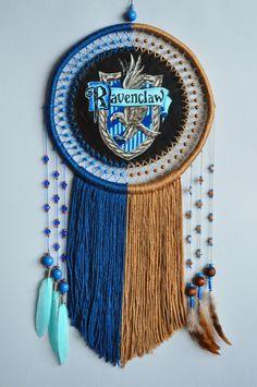 Harry Potter Gift Ravenclaw House Crest Dream Catcher
