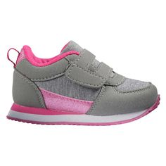 2cb73e94b7 Baby Girls  Sneakers in Grey from Joe Fresh Joe Fresh Baby