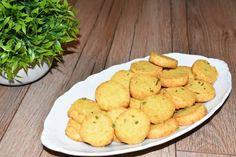 Parmezános keksz Appetizers, Snacks, Cookies, Simple, Ethnic Recipes, Desserts, Food, Party, Crack Crackers