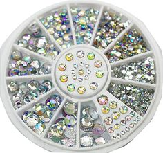 Generic Nail Art Decoration Glitter Rhinestones *** See this great product.