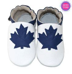 Your place to buy and sell all things handmade Baby Slippers, Toronto Maple Leafs, Soft Leather, Baby Shoes, Babies Stuff, Trending Outfits, Kids, Handmade, Inspiration