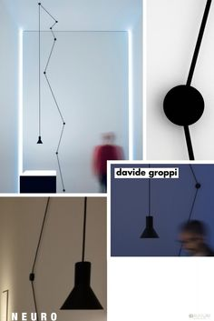 DAVIDE GROPPI | ID RUNWAY . #euroluce 2015, #salone del mobile 2015, #lighting design trend, #lamp trend, #minimal lamp