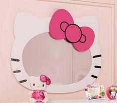 Hello Kitty Wall Mirror