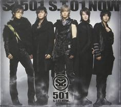 SS501 - S.T 01 Now