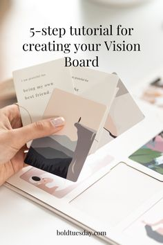 Get answers to your questions about vision boards and find a 5-step tutorial for creating your own vision board from this article! Power Of Vision, Visualization Tools, Creating A Vision Board, How To Manifest, Successful People, Dream Life, Uni, Mindset, Dreaming Of You