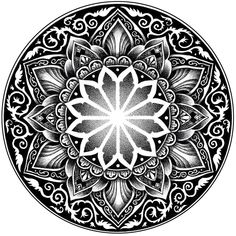 Design Tattoo, Mandala Tattoo Design, Tattoo Designs, Mandalas Painting, Mandalas Drawing, Art Buddha, Inspiration Tattoo, Geometric Mandala Tattoo, Wallpaper Free