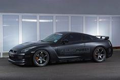 Sumo Power Nissan GTR