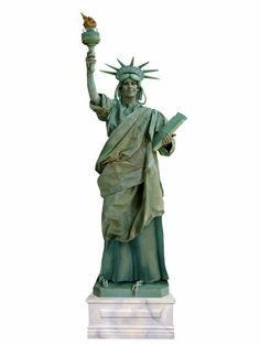 Statue of Liberty - Living Statue by TEN31