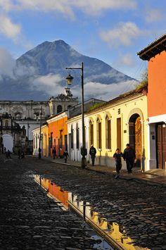 ✯ Guatamala Morning, Mexico