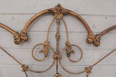 """""""Dull Antique Gold"""" A version of our antique gold, but not as bright and shinny."""