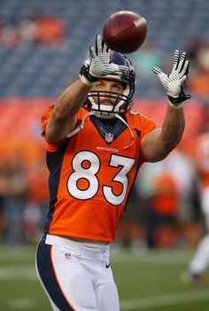 Wes Welker Best Receiver in Football