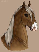 I'm a pretty boy! by on deviantART Horse Cartoon Drawing, Horse Drawings, Cartoon Drawings, Animal Drawings, Cute Drawings, Drawing Art, Star Stable Horses, Horse Animation, Horse Sketch