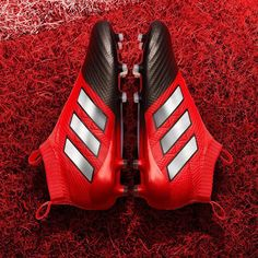 Adidas Red Limit Ace 17 Purecontrol