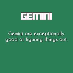 gemini daily astrology fact