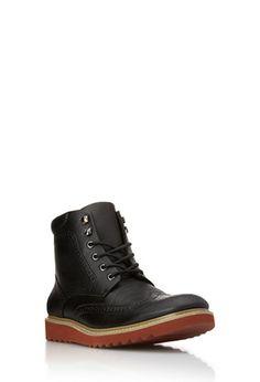 Fresh Brogue Boots   21 MEN