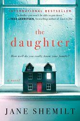@Janeshemilt #bookreview 4 out of 5! #psychological Book Tour: The Daughter by Jane Shemilt - http://www.fictionzeal.com/book-tour-review-the-daughter-by-jane-shemilt/
