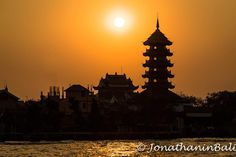 Pagoda Chao Praya River Bangkok Thailand  For the ebook The Bangkok Story an Historical Guide to the Most Exciting City in the World - go to http://ift.tt/2kq9do7  #aroundtheworld #worldtraveler #jonathaninbali #www.murnis.com #travelphotography #traveler #lonelyplanet #travel #travelingram #travels #travelling #traveling #instatravel #asian #pagoda #pagodas #outdoor #travelphoto #exploretocreate #createexplore #exploringtheglobe #theglobewanderer #mytinyatlas #planetdiscovery #roamtheplanet…