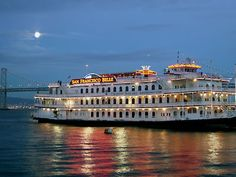 I just might get married on a boat! SF Hornblower Cruises and Events