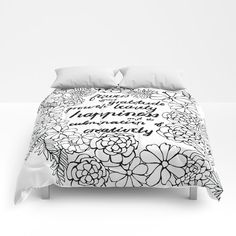 Comforters, Blanket, Bed, Furniture, Design, Home Decor, Products, Creature Comforts, Quilts