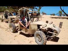 Buggies Racing To Macao Beach in Punta Cana Dominican Republic - Boogie ...