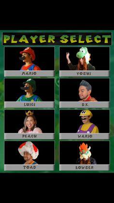 Halloween Costumes For Teens, Halloween Goodies, Halloween 2019, Halloween Cosplay, Halloween Party, Mario Kart 64, Mario Party, Cosplay Dress, Comic Con