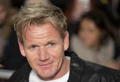 Gordon Ramsey... The love of my life that I will never have! Sigh but I will eat his food... One day!
